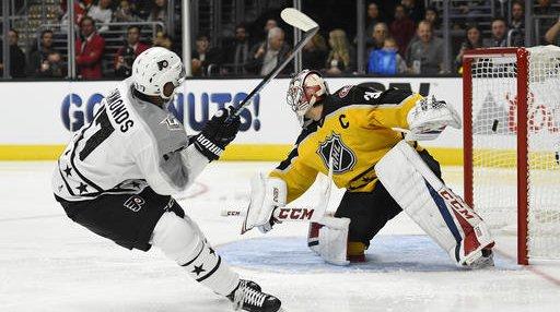 NHL All Star Game Hockey