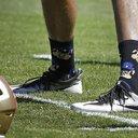49ers Kaepernick Socks Football