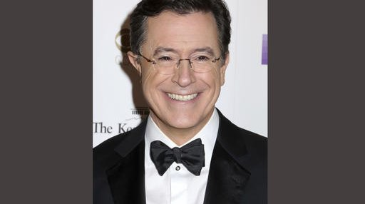 TV-Colbert-Live Show