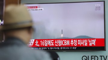South Korea Koreas Tension
