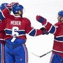 Flyers Canadiens Hockey