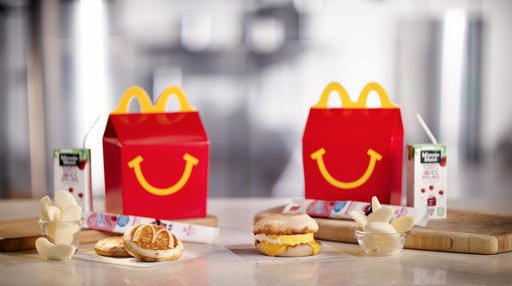 McDonald's-Kids Breakfast