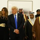 Trump US Saudi Arabia