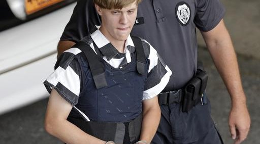 Dylann Roof sentencing phase