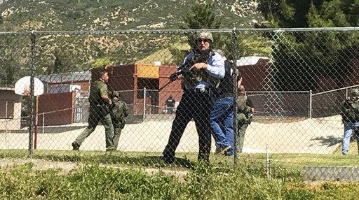 School Shooting San Bernardino