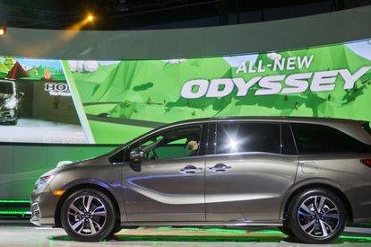 Auto Show Honda