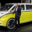 Volkswagen sales