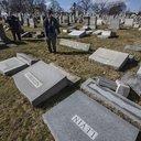 Jewish Cemetery Damage