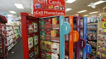 Quick Fix-Unwanted Gift Cards