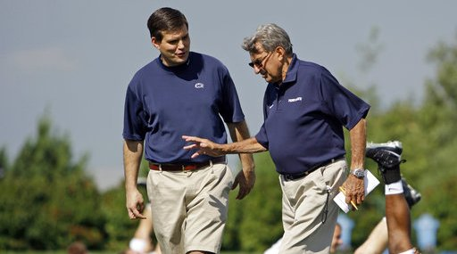 Penn State Trustees Paterno's Son