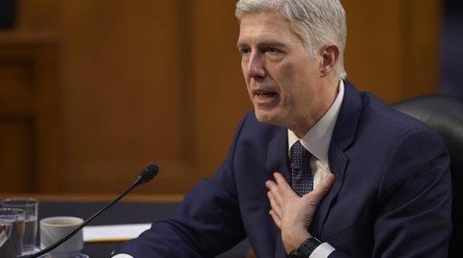 Senate Supreme Court Gorsuch