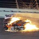 APTOPIX NASCAR Homestead Auto Racing