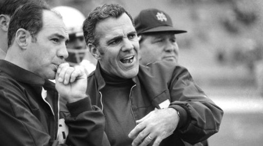 Obit Parseghian Football