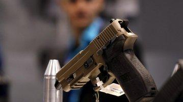 USA-GUNS-POLICE