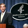 Alex Azar Trump Health Secretary