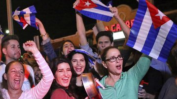 Fidel Castro Florida Youth