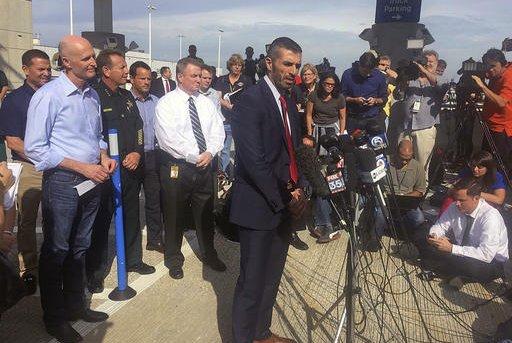 Airport Shooting Florida Saddam's Interrogator