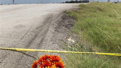 APTOPIX Hot Air Balloon Crash Texas