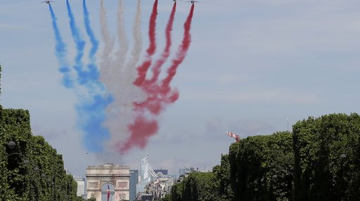 France Bastille Day