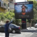 Mideast Wonder Woman