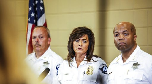 Police Shooting Minneapolis
