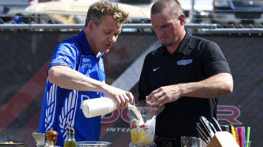 NASCAR Ramsay Cooks