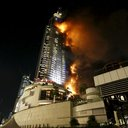 EMIRATES-DUBAI-FIRE