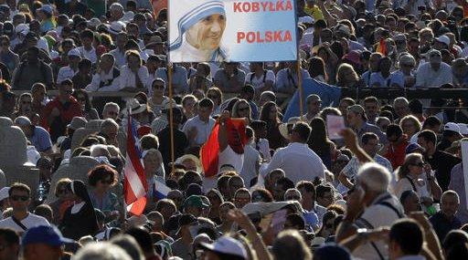 Vatican Pope Mother Teresa