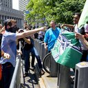 Anti Islamic Law Rallies New York