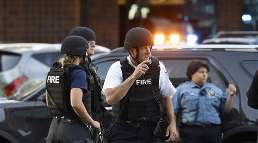 Denver Hospital Lockdown