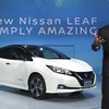 Japan Nissan New Leaf