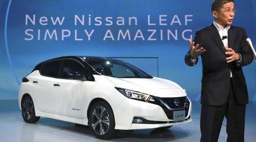 Japan Nissan New Leaf