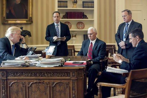 Trump White House Turmoil