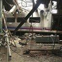 Train Hits Station-Investigation