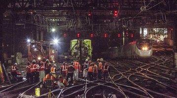 Train Delays Penn Station