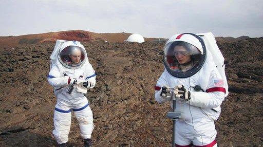 Hawaii Mars Simulation