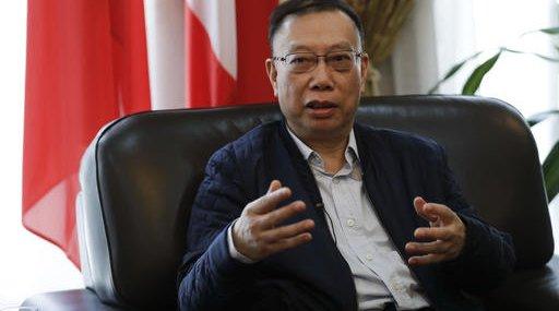 Italy Vatican China Organs