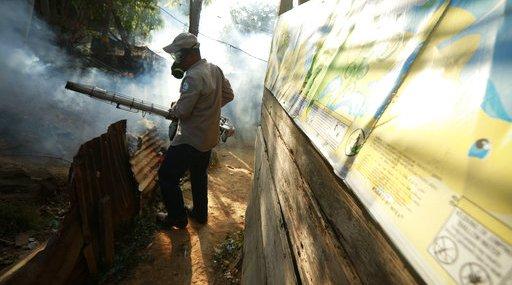Panama Zika Latin America