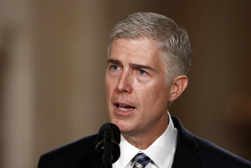 Supreme Court Gorsuch Labor