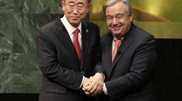 United Nations New Secretary-General
