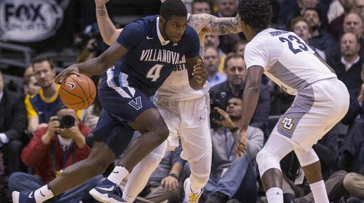 Villanova Marquette Basketball