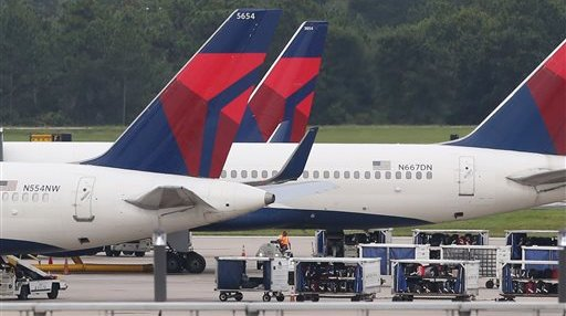 Delta Outage