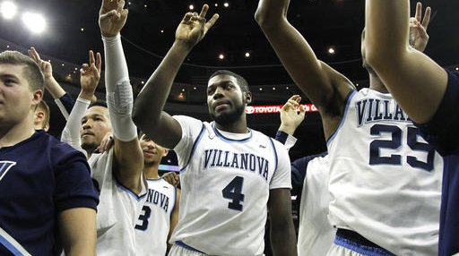 Providence Villanova Basketball