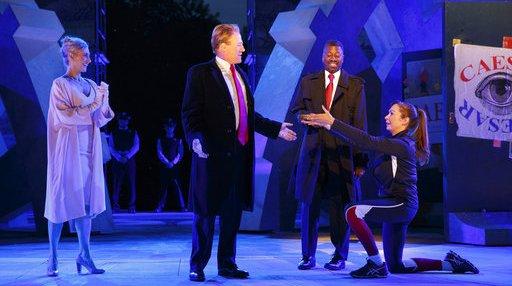 ADDITION Shakespearean Trump