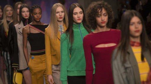 Britain London Fashion Week