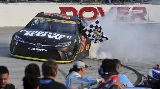 APTOPIX NASCAR Dover Auto Racing