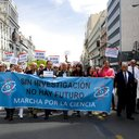 Spain March for Science