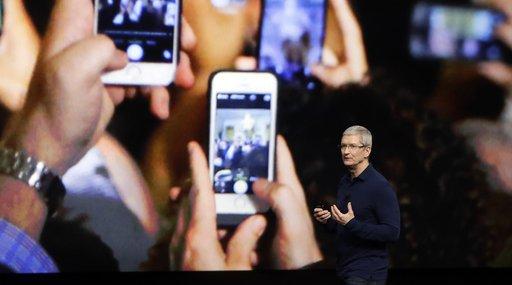 Apple iPhone Alone