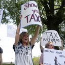 Tax Day Rallies