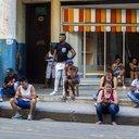 APTOPIX Cuba Internet
